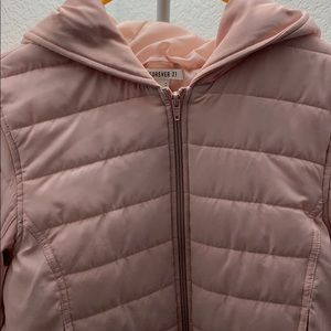 Forever 21 bubble jacket